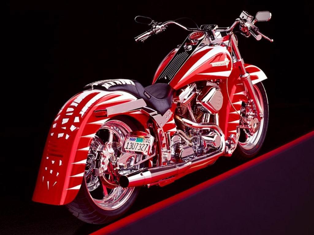 harley davidson motorcycles modification